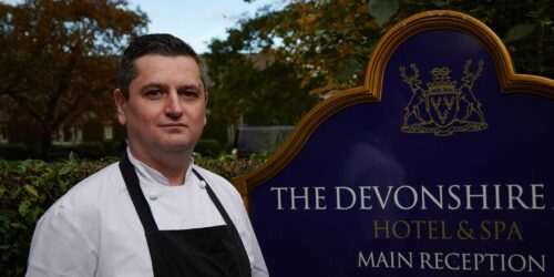 Featured image for Burlington announces new Head Chef, Peter Howarth