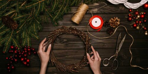 Featured image for Wreath-Making Workshops