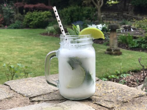 Featured image for The Devonshire at home – Coconut Mojito