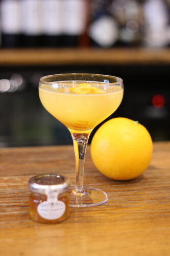 Featured image for The Devonshire at home – Marmalade Martini