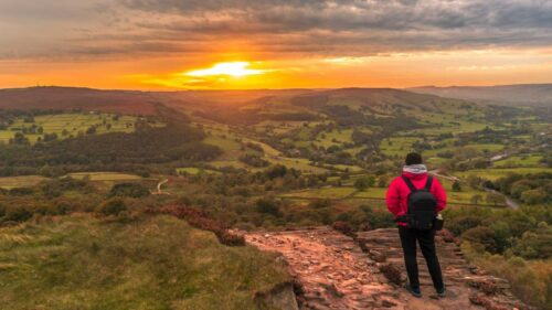 Featured image for Escape to Derbyshire!
