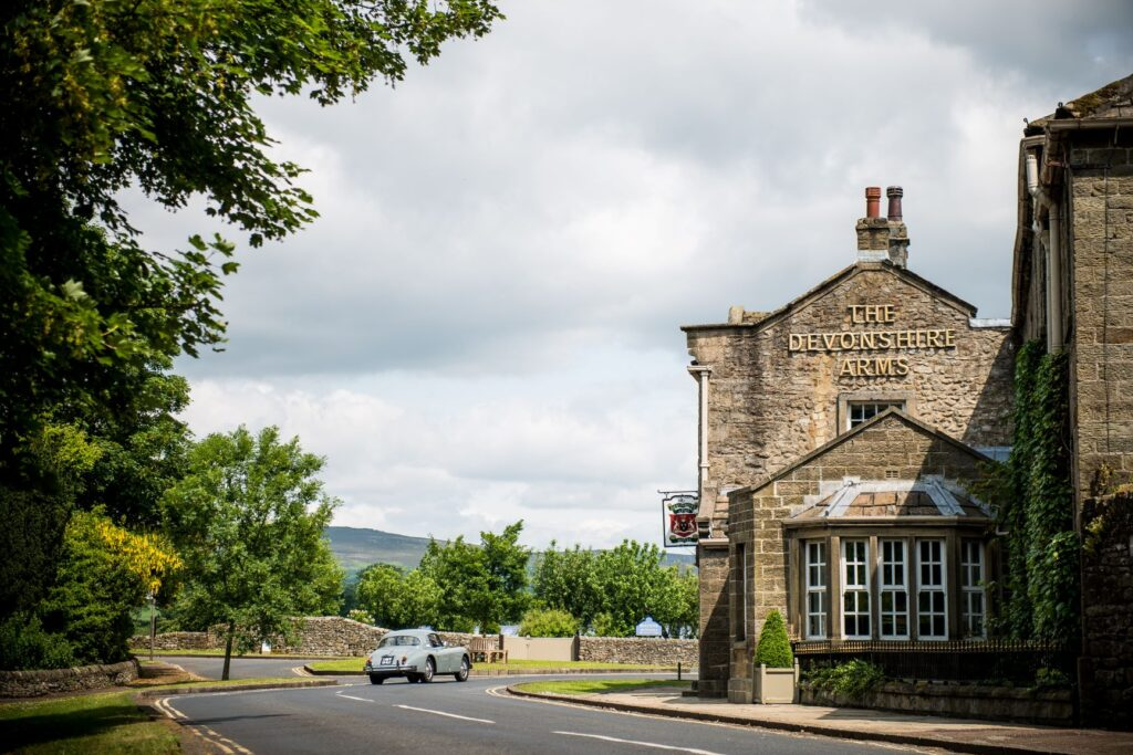 The Devonshire Arms Hotel and Spa, Bolton Abbey