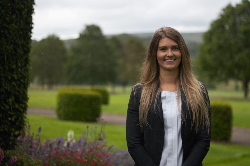 Hannah Crosdale, Meet the Team, Wedding and Events