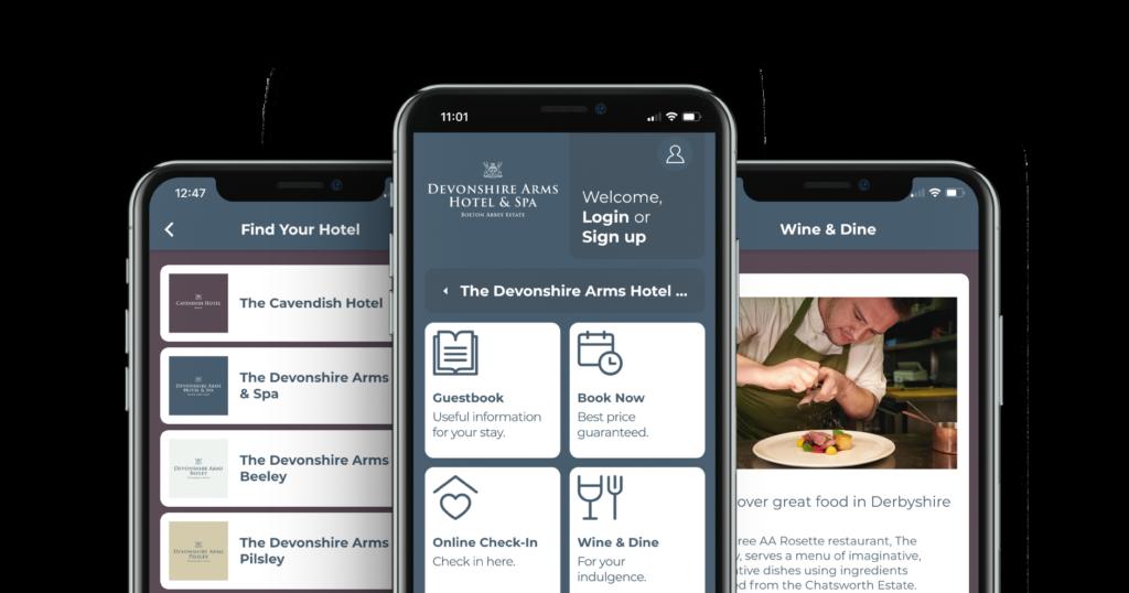 The Devonshire App