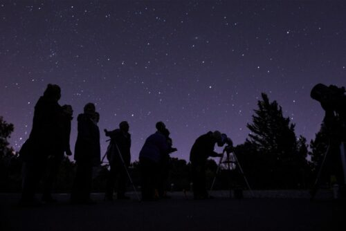 Featured image for Night sky walk at Malham Tarn