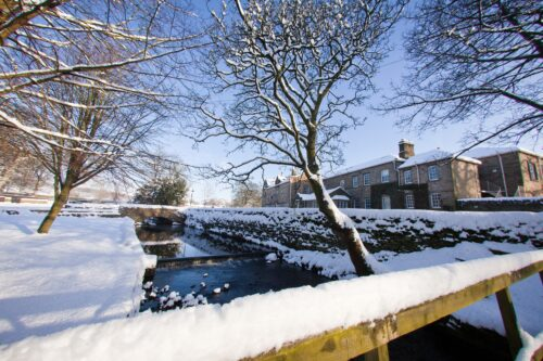 Featured image for How to spend a winter staycation in Yorkshire