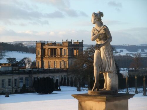 Featured image for How to spend a winter staycation in Derbyshire