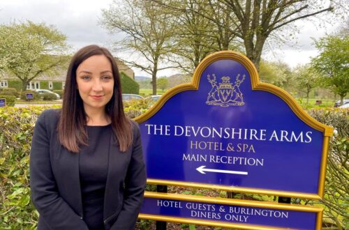 Featured image for Meet the team – Devonshire Arms Hotel & Spa