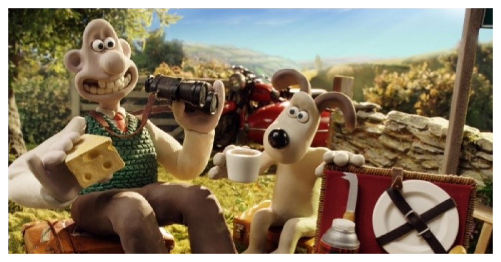 Traditional Yorkshire food and where to find them - Wallace & Gromit Wensleydale Cheese