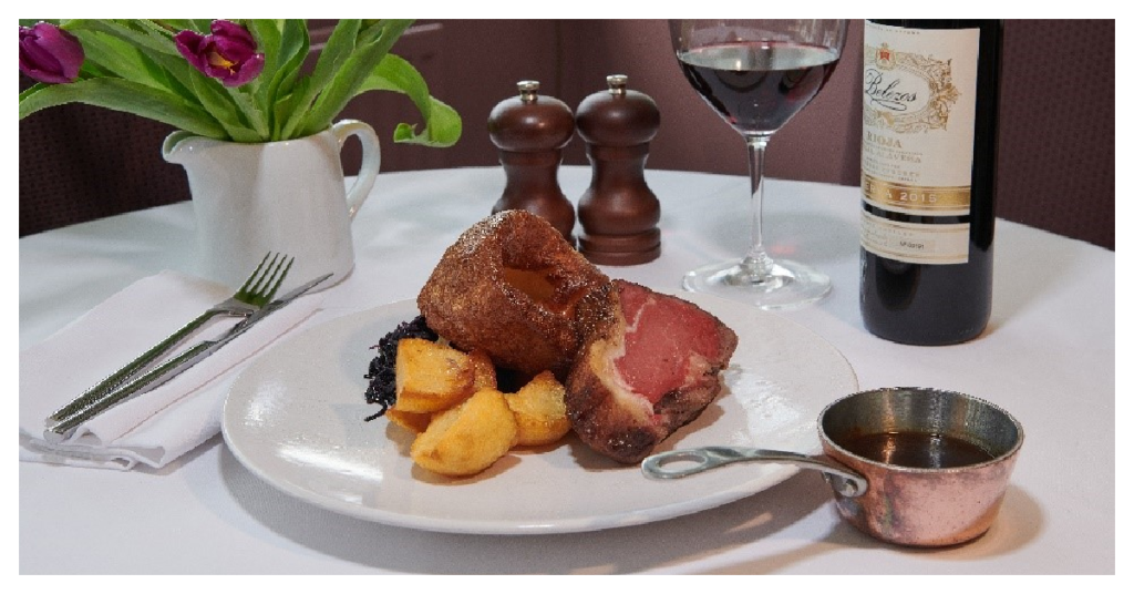Traditional Yorkshire food and where to find them - Yorkshire puddings