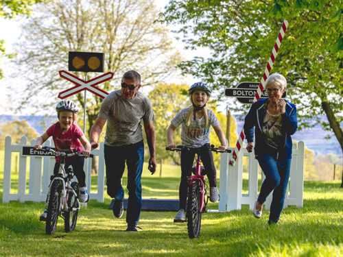 Featured image for Family Cycle Zone