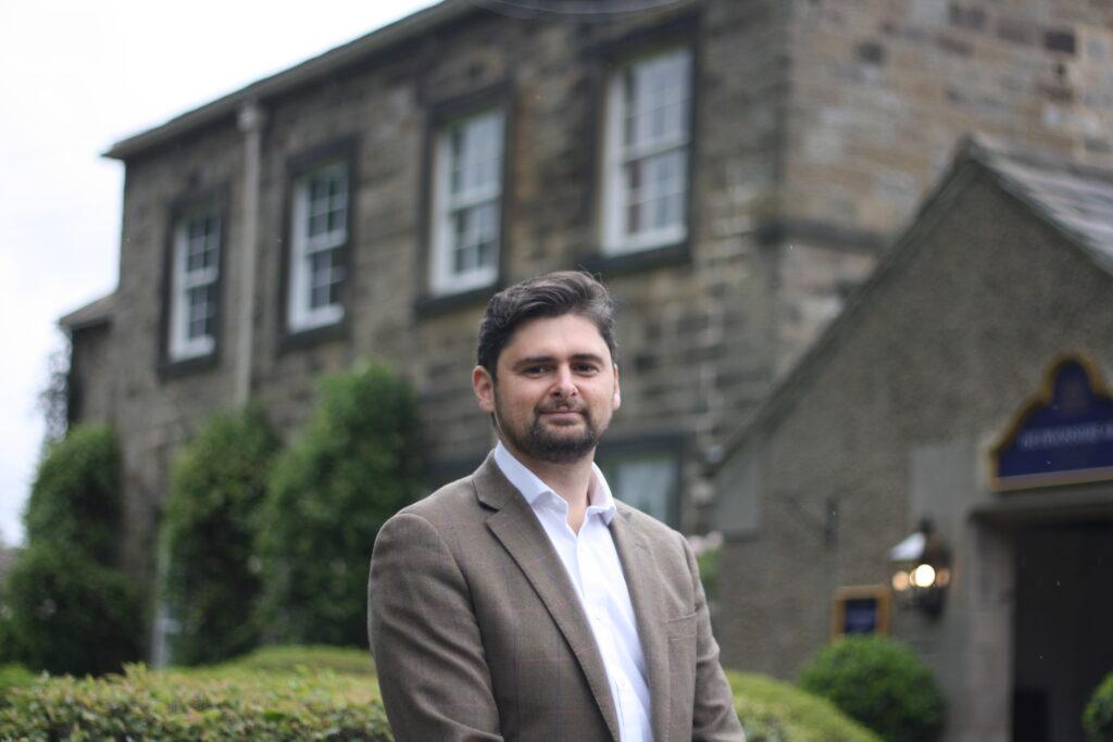 Richard Palmer Managing Director of Devonshire Hotels & Restaurants Group