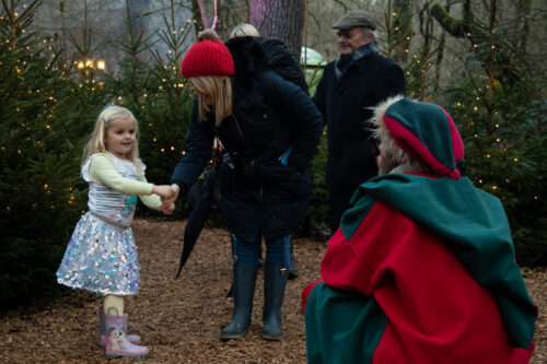 Featured image for Father Christmas at Bolton Abbey